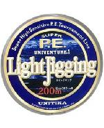 Unitika Univenture Light Jigging 200 m 1