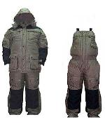 Термокостюм Cormoran Thermo-Suit DeLux green