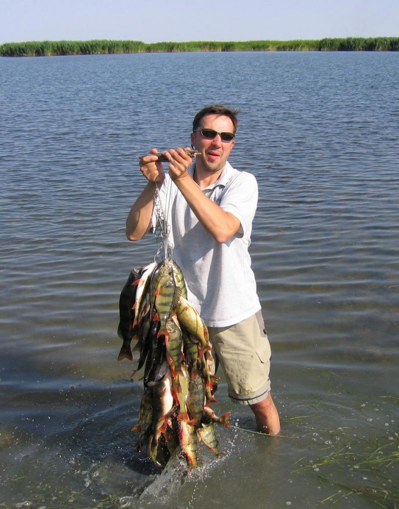 база рыбака маныч